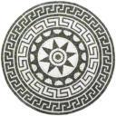 Мозайка тип медальон