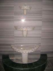 """Мраморен фонтан от тип """"Водопад"""""""